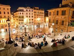 Vergiss nicht, andere webcams zu sehen. Spanische Treppe Rom
