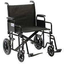 Silla de ruedas para obesos XXL DRIVE