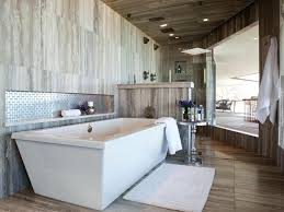 laminate wood floor in bathroom impressive contemporary bathroom design with marble wall and white bathtub plus laminate wood floor in bathroom