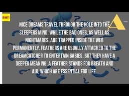 Meaning Behind Dream Catchers What Is The Meaning Of A Dream Catcher Tattoo YouTube 44