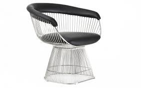 warren platner furniture. photograph of warren platner style dining chair furniture b