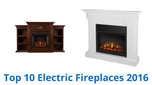 10 best electric fireplaces 2016