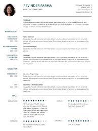 Cv Template English Cv Template Resume Templates Job