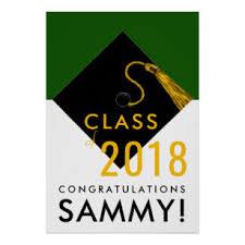 Congratulations Poster Graduation Congrats Poster