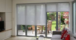 roman blinds on french doors. Simple Roman To Roman Blinds On French Doors D