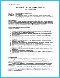 Credentialing Specialist Resume Medical Billing Specialist Www Topsimages Credentialing Specialist