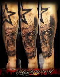 Tetování Spartan Tattoo Tetování Tattoo