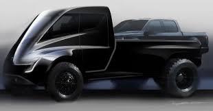 Elon Musk tweets about Tesla pickup truck prototype for 2019