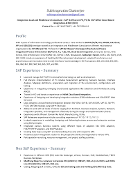 Subhrapratim Chatterjee subhrapratimchatterjee@gmail.com Integration Lead  and Middleware Consultant  SAP NetWeaver PO ...