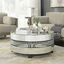 remarkable gold mirrored coffee table of furniture best of square round tray decor west
