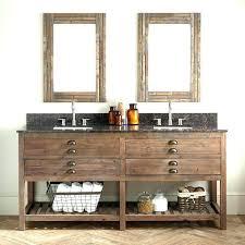 narrow double vanity. Exellent Vanity Narrow Depth Double Sink Bathroom Vanity    With Narrow Double Vanity I