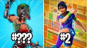 Maybe you would like to learn more about one of these? All Fortnite Sweat Skins