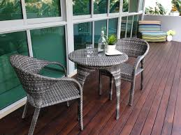 Small Round Rattan Table What About Synthetic Rattan Furniture Rattan And Wicker