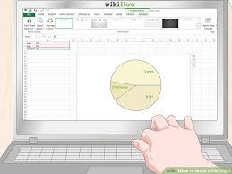 Make Me A Pie Chart 4 Ways To Make A Pie Chart Wikihow