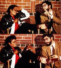 This is so cute! ^-^ MJ with John Landis | Michael jackson thriller, Michael  jackson neverland, Michael jackson