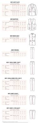 Our Measurement Chart Will Help You Get Your Right Size