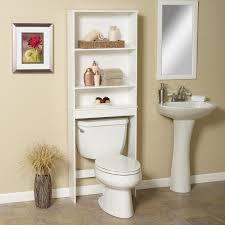 bathroom space savers bathtub storage: elegant bathroom space saver over toilet amazon with espresso