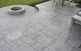 Modern Square Patio Designs Concrete Ideas On Your Home To Decorating