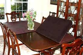 dining tables protective dining table pads innovative ideas custom for room tables chairs round incredible
