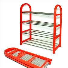 foldable shelving shoe rack folding systems