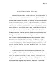 the book thief documents course hero the book thief essay 1