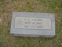 Asa Threatt Walters (1840 - 1907) - Genealogy