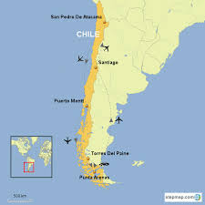 Desert The Country From To Holidays Andes Chile Hongkong -