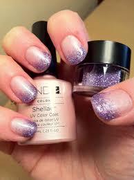 Shellac Nail Designs   Brush up and Polish up!: CND Shellac Nail ...