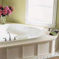 evolution 54 54 inch everclean corner whirlpool american standard classy tub modest 2
