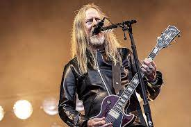 Jerry Cantrell Is Finished With His First Solo Album Since 2002