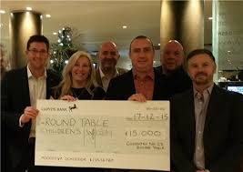 the children s wish charity is over 15 000 better off thanks to a hugely successful charity ball organised by profile 22 fabricator windowsplus of