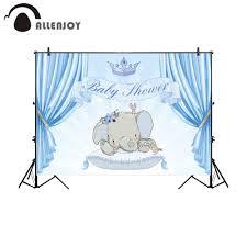 <b>Allenjoy</b> camera fotografica <b>backdrop</b> glitter stars blue curtain boy ...