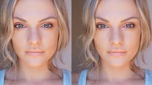 beach makeup tutorial
