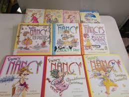 10 FANCY NANCY JANE OCONNOR HC WORDS SILVER KEY SLEUTH STORYBOOK MEDLEY TEA  | eBay