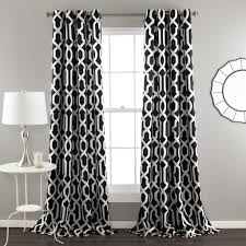 Geometric Patterned Curtains Patterned Grey And Purple Country Designer Bedroom Curtains Xyzls