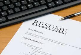 0. resume