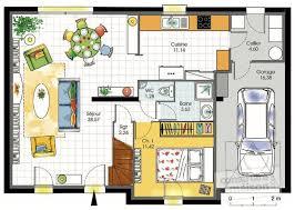 Lovely Plan Maison Moderne Contemporaine