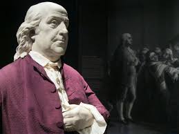 bowers museum opens exhibit about ben franklin kpcc 6680 full