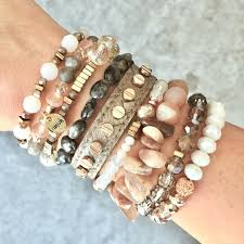 25 reasons why bracelet stax are such a hot handmade jewelry trend