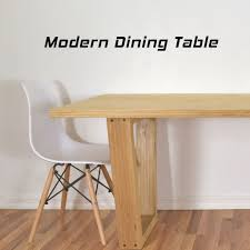 modern diy furniture. Picture Of Making High End Furniture From Plywood - DIY Modern Dining Table  Modern Diy Furniture T