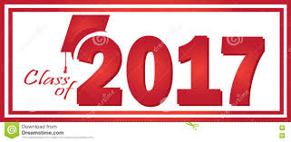 Image result for class of 2017 clip art