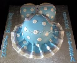 baby bump shower cakes