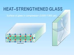 Heat Strengthened Vs Tempered Glass