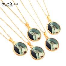 Buy <b>christian</b> necklace pendant and get free shipping on AliExpress ...