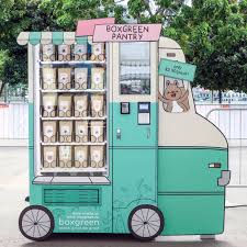 Boxgreen Vending Machine Stunning 48 Things You Wouldn't Expect To Find In Singapore's Vending Machines