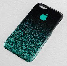 iphone 6 phone cases. ombre mint sparkle iphone case, 5-5s-5c-se, iphone 6 phone cases h
