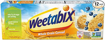 From the iconic biscuit shape of weetabix to today's many different flavours, shapes and textures. Amazon Com Weetabix Organic Whole Grain Cereal 7 Ounce Pack Of 12 Breakfast Cereals