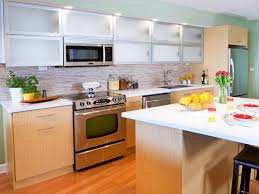 Contemporary Style Kitchen Cabinets Extraordinary ReadyMade Kitchen Cabinets Pictures Options Tips Ideas HGTV