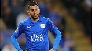 Leicester-Stürmer Mahrez von Nationalelf freigestellt, um Transfer  abzuschließen