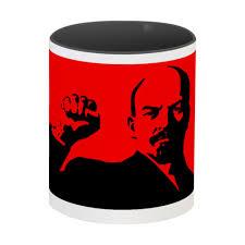 <b>Кружка</b> цветная внутри Ленин жив! #2865360 в Москве – купить ...
